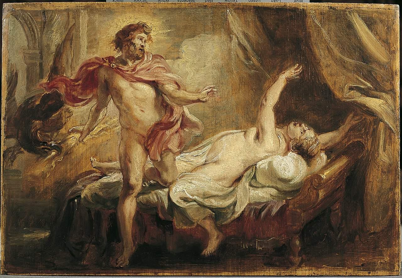 מות סמלה, רובנס