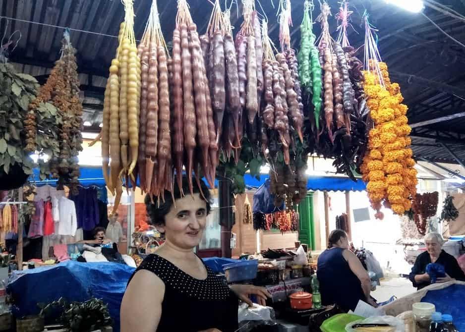בשוק של קוטאיסי
