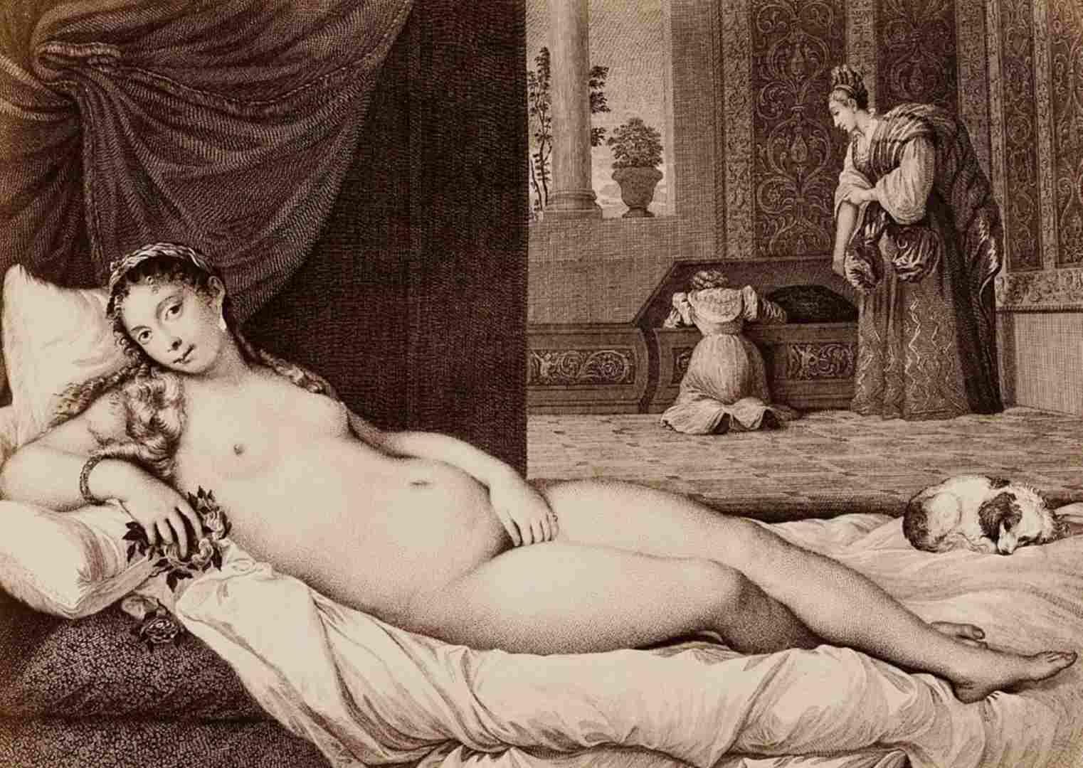 ונוס (אפרודיטה) של טיציאן