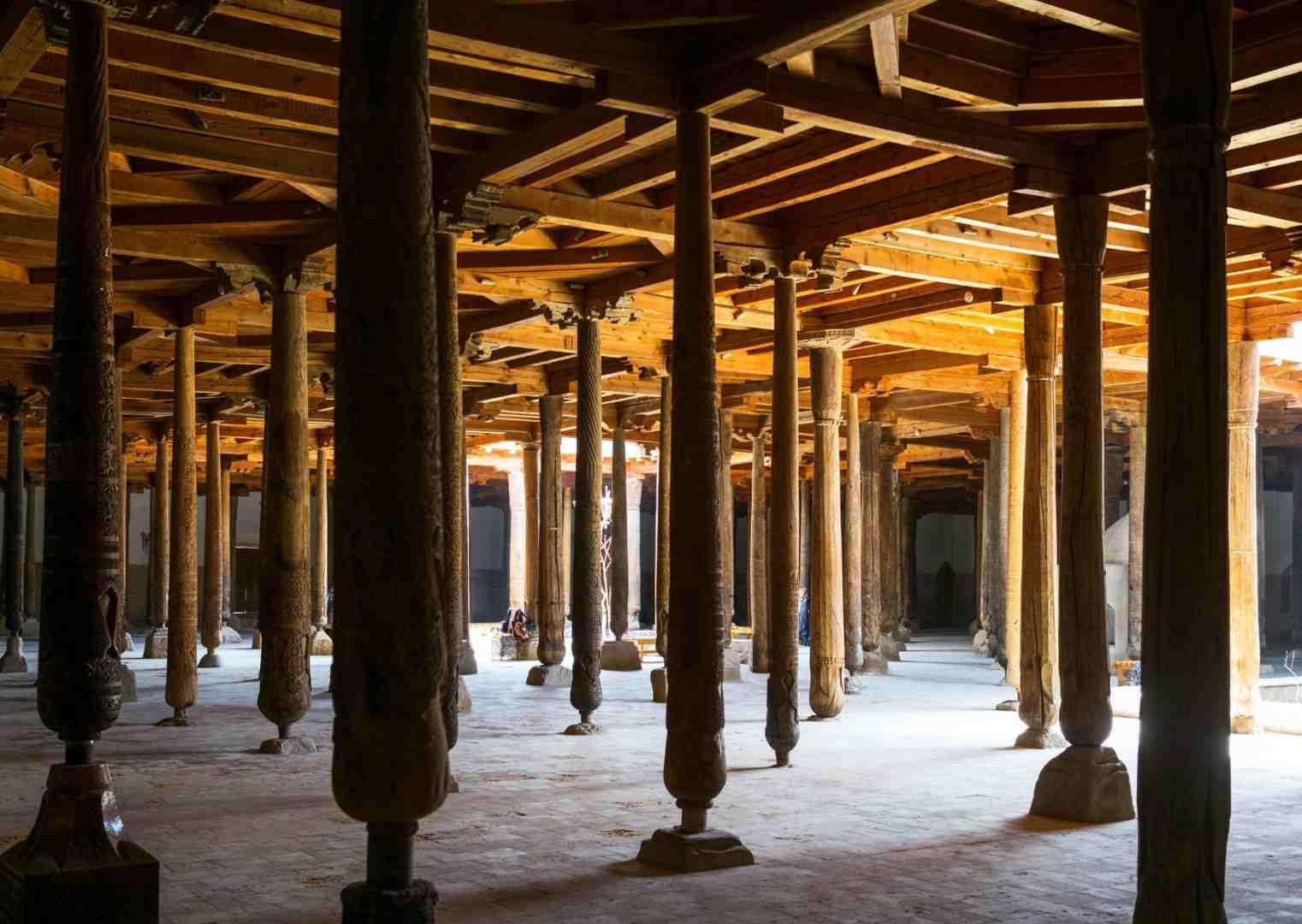 מסגד גו'מעה, חיווה