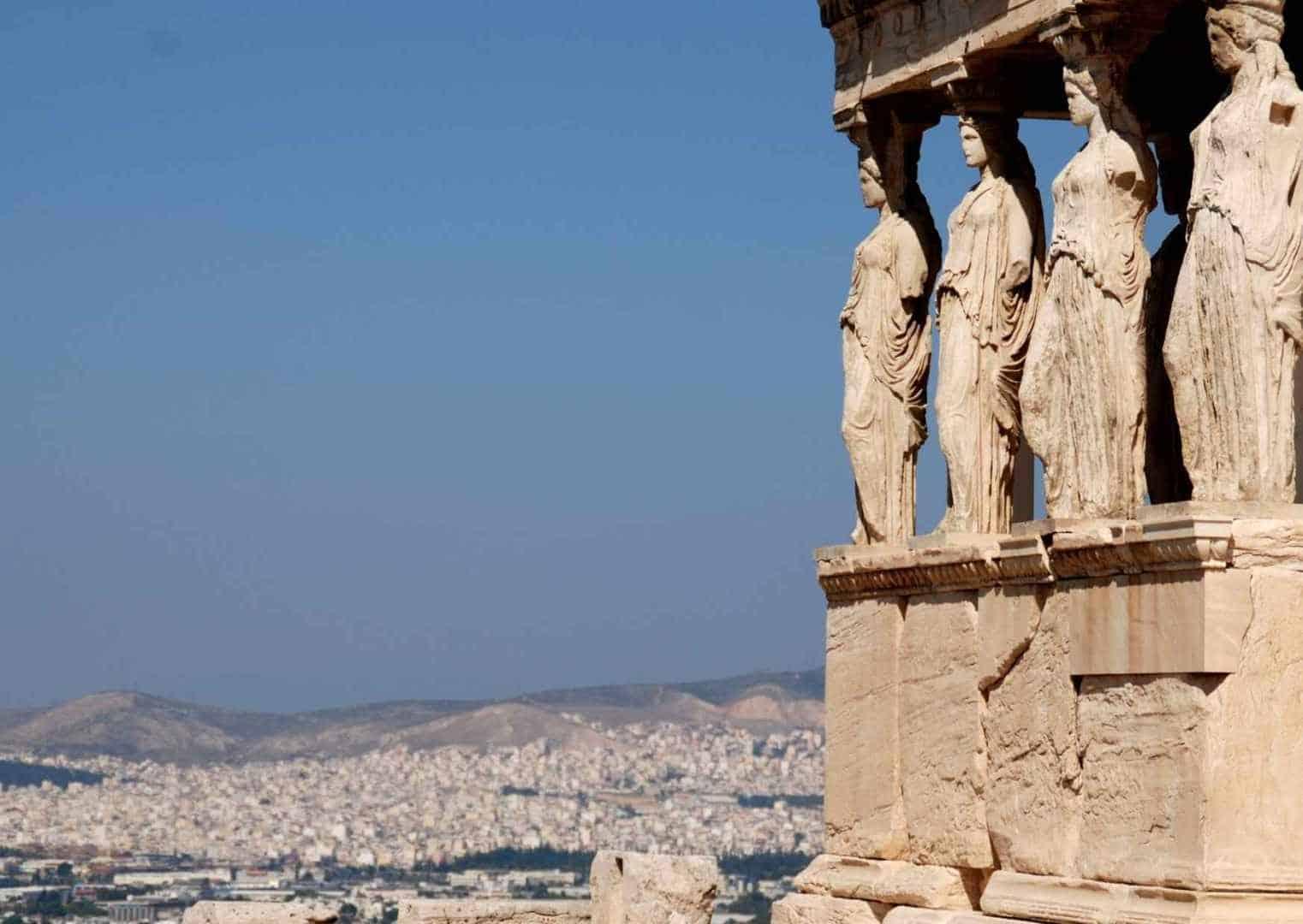 האקרופוליס, אתונה