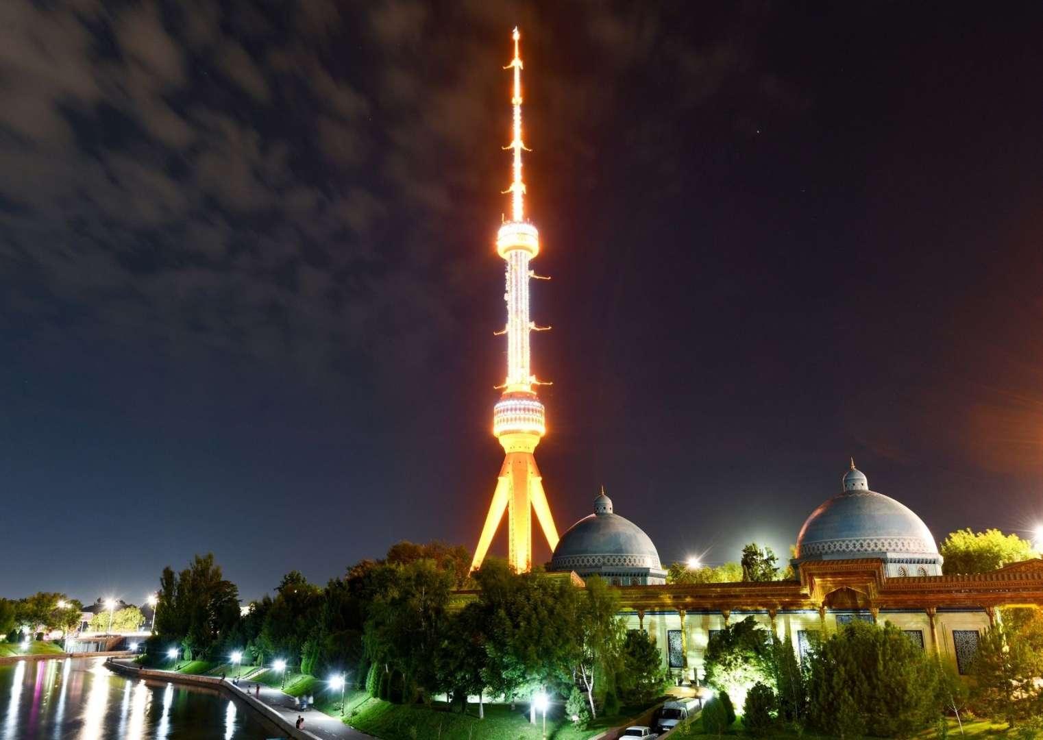 טשקנט, בירת אוזזבקיסטן