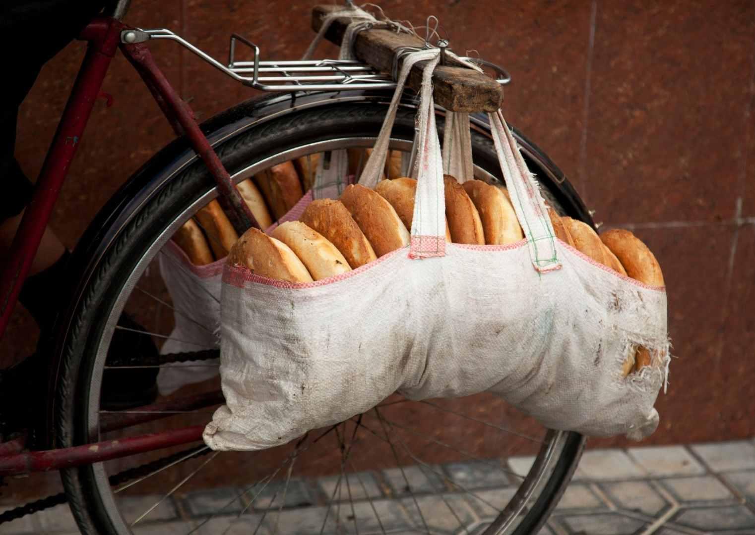 לחם של נוודים