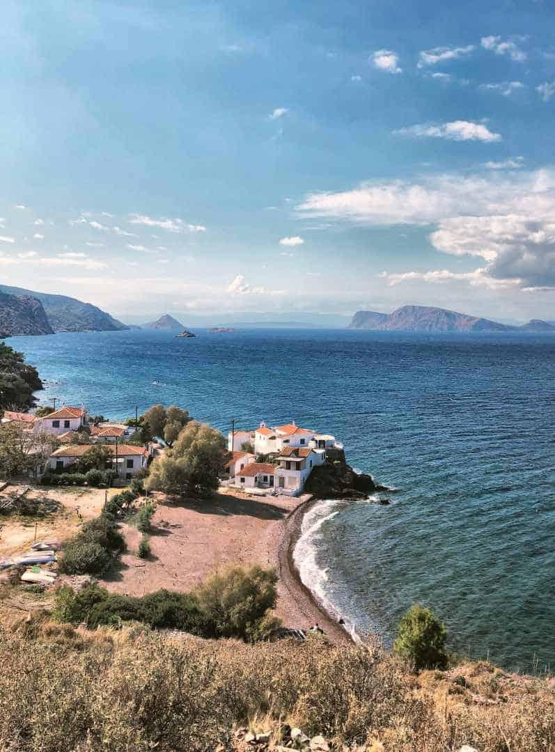 הידרה, יוון