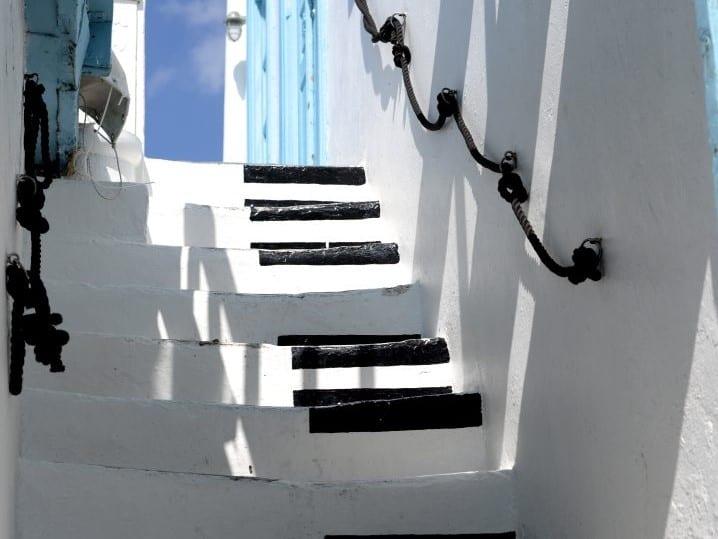 מדרגות הפסנתר, גית'יו