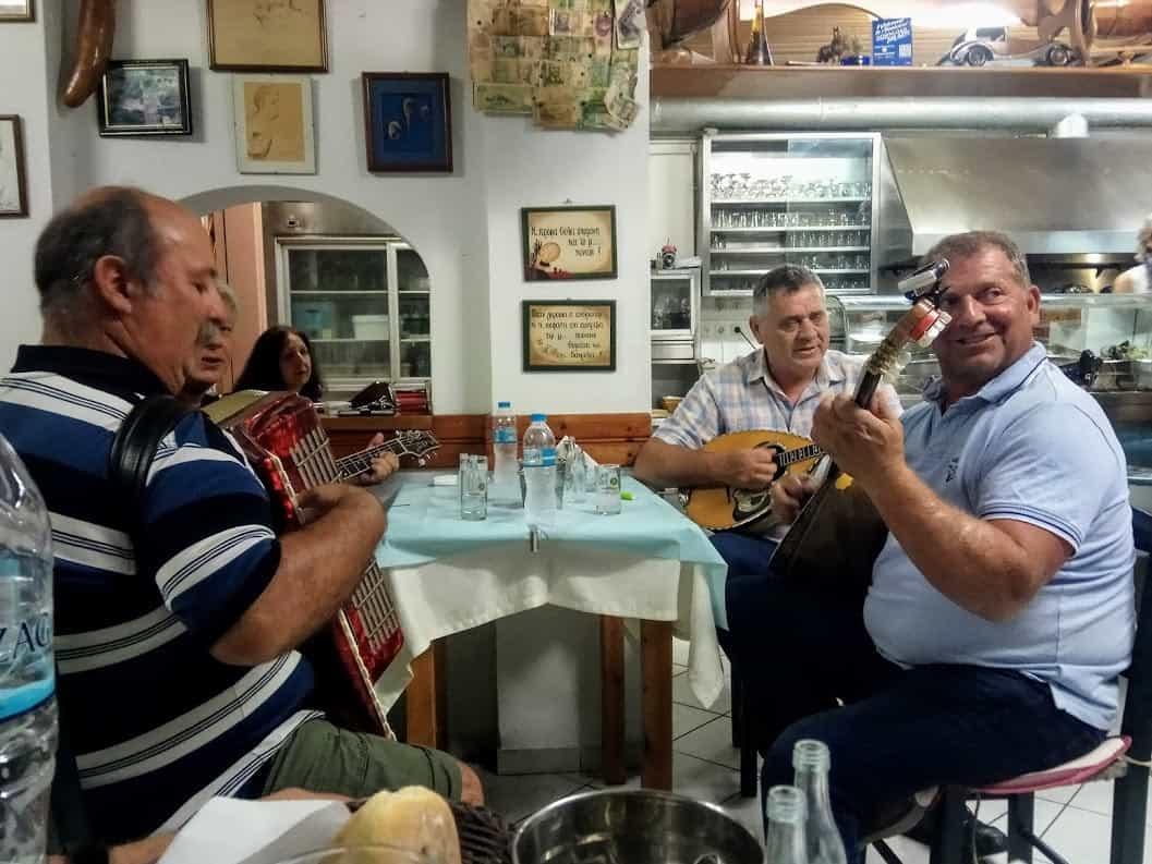 מוסיקאים מקומיים, אלוניסוס, 2019
