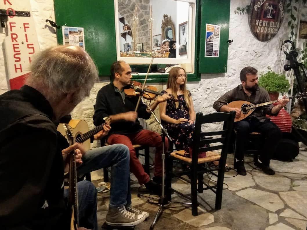 מוסיקאים מקומיים, הידרה 2019