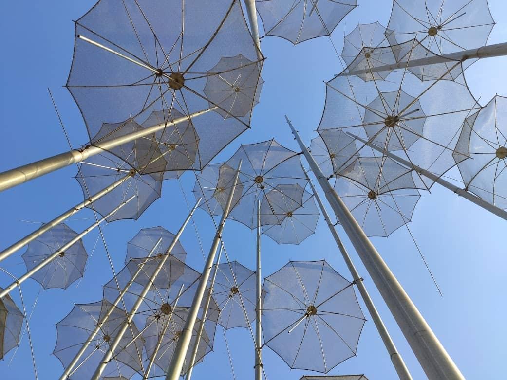 המטריות של סלוניקי